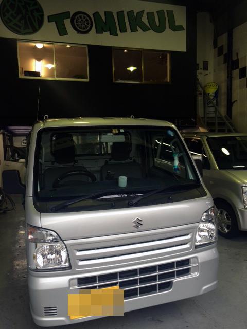 スズキ軽トラック