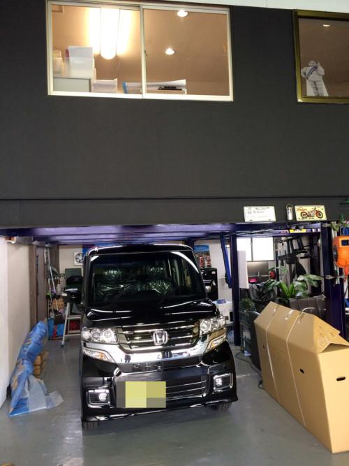 ホンダNBOX新車