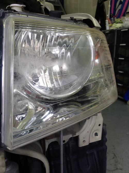 eKワゴン | 軽自動車|ヘッドライト
