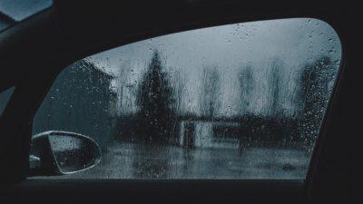 梅雨車の対策