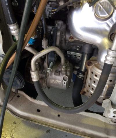 スズキワゴンR修理