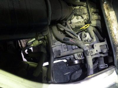 コンプレッサー修理