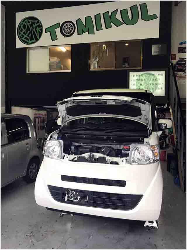 Honda N-BOX中古車