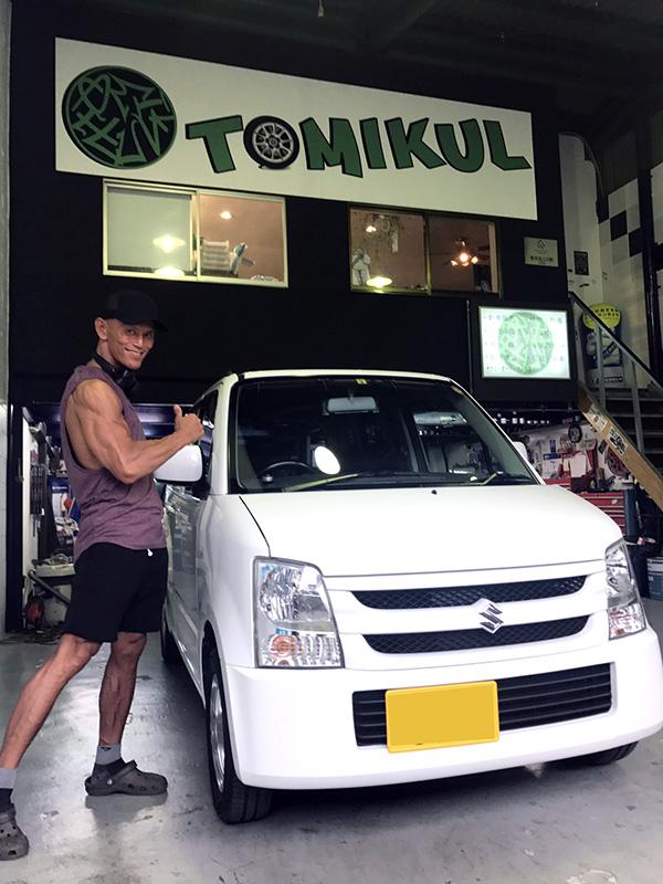 スズキ ワゴンR 中古車販売|大阪・東大阪・八尾の中古車販売