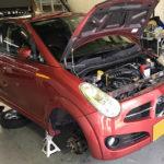 スバル R2軽自動車 車検|大阪・東大阪・八尾の車検はトミクル