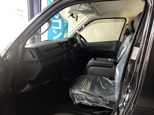 新車ハイエースS-GL 新車販売|新車・中古車の事なら東大阪トミクル
