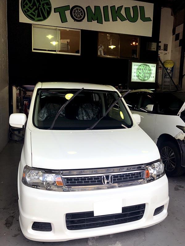 中古車販売 ホンダ ステップワゴン スパーダー|大阪・東大阪・八尾の中古車販売はお任せ!