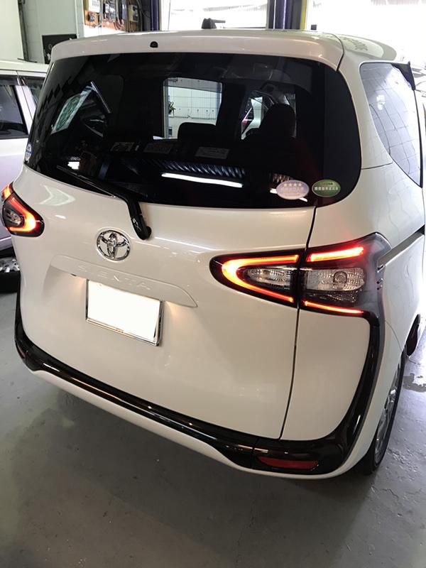 新車【トヨタシエンタ】新車の事はお任せ|大阪・東大阪・八尾トミクル