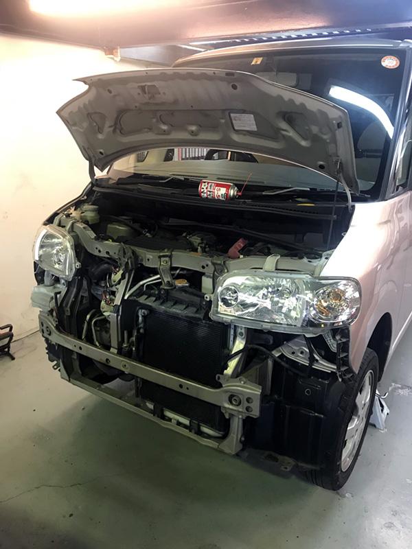 タント修理
