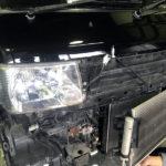 クリッパー事故修理