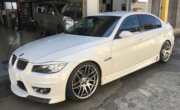 修理BMW