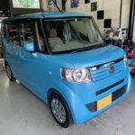軽自動車 N-BOX