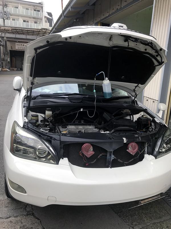 燃費改善 レックス