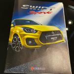 新車 スイフトスポーツ